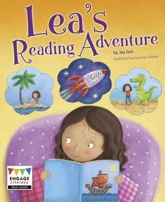 Lea's Reading Adventure - Engage Literacy: Engage Literacy Pink (Paperback)