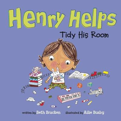 Henry Helps Tidy His Room - Henry Helps (Paperback)