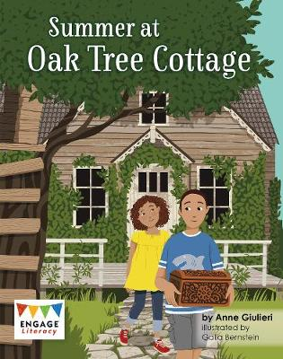 Summer at Oak Tree Cottage - Engage Literacy: Engage Literacy Lime (Paperback)