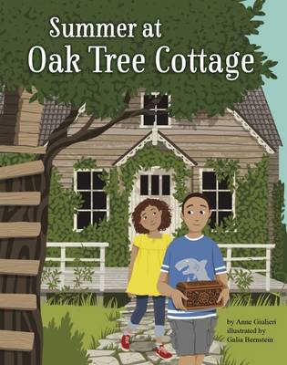 Summer at Oak Tree Cottage - Engage Literacy: Engage Literacy Lime