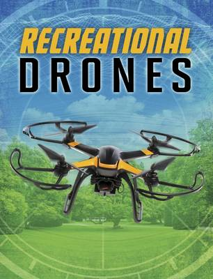 Drones Pack A of 4 - Edge Books: Drones (Hardback)