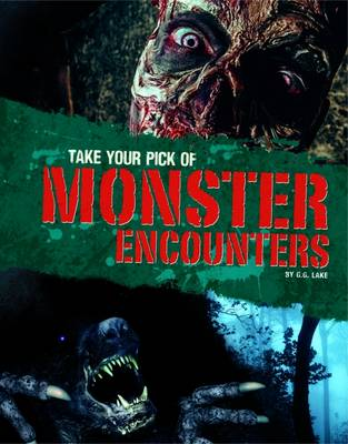 Take Your Pick of Monster Encounters - Blazers: Take Your Pick! (Hardback)
