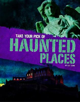 Take Your Pick of Haunted Places - Blazers: Take Your Pick! (Paperback)