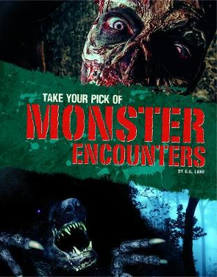 Take Your Pick of Monster Encounters - Blazers: Take Your Pick! (Paperback)