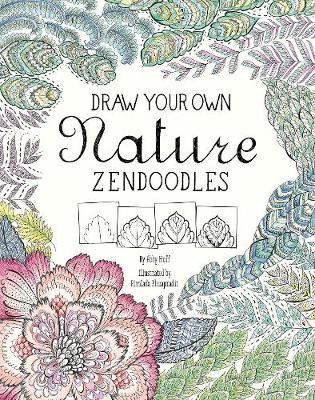 Draw Your Own Nature Zendoodles - Savvy: Draw Your Own Zendoodles (Paperback)