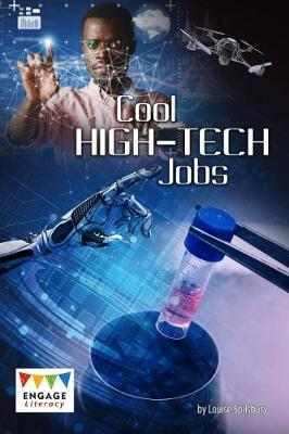 Cool High-Tech Jobs - Engage Literacy: Engage Literacy Dark Red