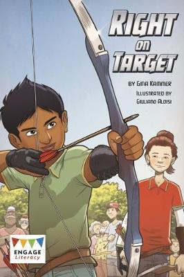 Right on Target - Engage Literacy: Engage Literacy Dark Blue