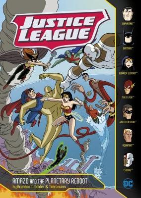 Justice League Pack A of 4 - DC Super Heroes: Justice League (Paperback)