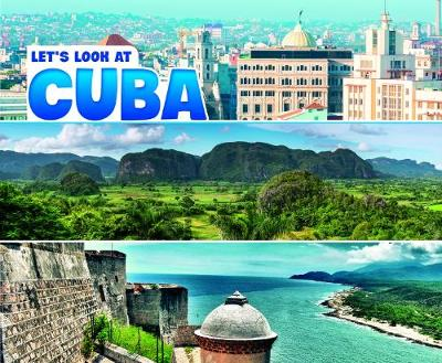 Let's Look at Cuba - Pebble Plus: Let's Look at Countries (Paperback)