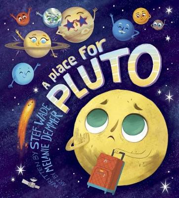 A Place for Pluto (Paperback)