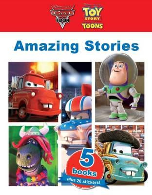 Disney Pixar Toons Amazing Stories