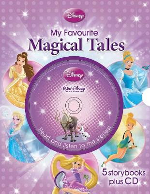 Disney My Favourite Magical Tales: 5 Storybooks Plus CD