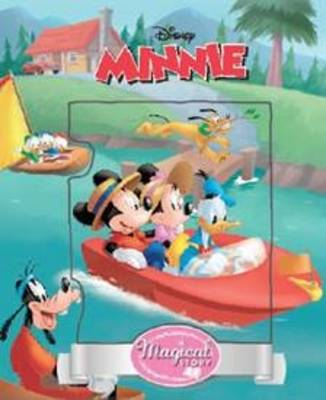 Disney Minnie Mouse Magical Story with Lenticular (Hardback)