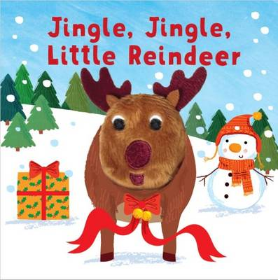 Jingle, Jingle, Little Reindeer (Hardback)