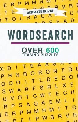 Wordsearch (Spiral bound)