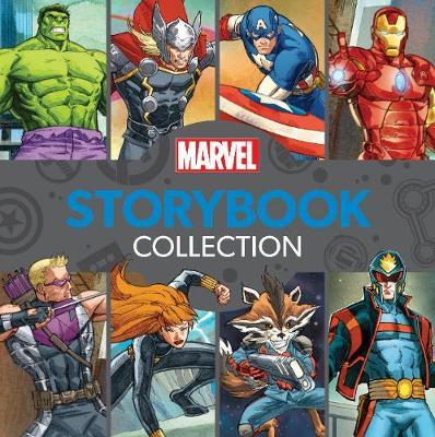 Marvel Storybook Collection (Hardback)