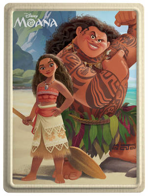Disney Moana Happy Tin - Happy Tin