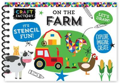 Craft Factory On The Farm (Spiral bound)