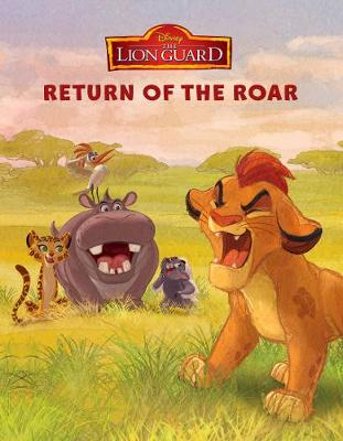 Disney Junior The Lion Guard Return of the Roar (Board book)