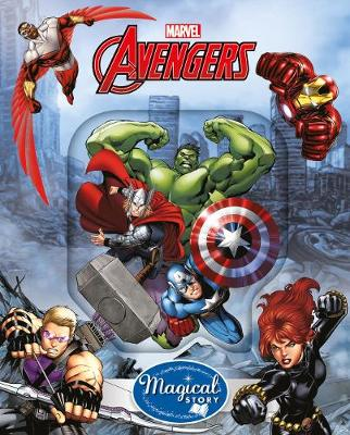 Marvel Avengers Magical Story (Hardback)