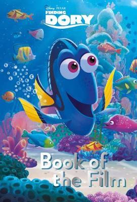 Disney Pixar Finding Dory Book of the Film (Paperback)