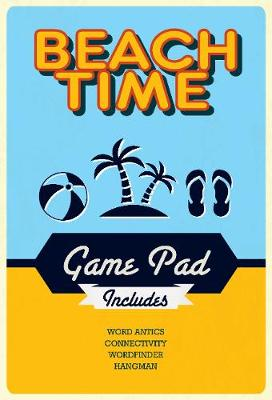 Beach Time Game Pad (Paperback)