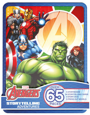 Marvel Avengers Storytelling Adventures: Over 65 Pieces