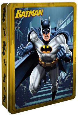 Warner Bros Batman Happy Tin - Happy Tin