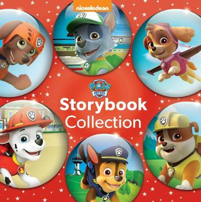 Nickelodeon PAW Patrol Storybook Collection (Hardback)