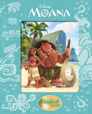 Disney Moana Magical Story (Hardback)