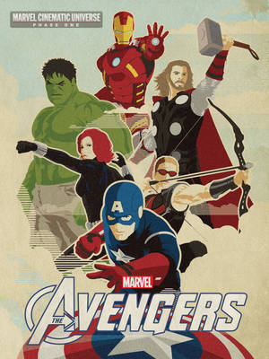 Marvel Avengers: Marvel Cinematic Universe Phase One (Paperback)