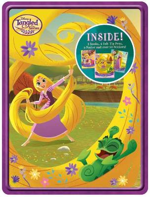 Disney Tangled The Series Happy Tin - Happy Tin