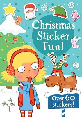 Christmas Sticker Fun!: Over 60 Stickers! (Paperback)