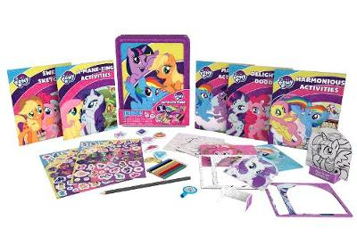My Little Pony Activity Time!