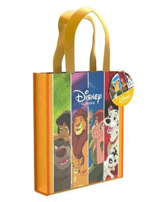 Disney Classics Book Bag: 4 Magical Storybooks!