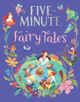 Five-Minute Fairy Tales (Hardback)