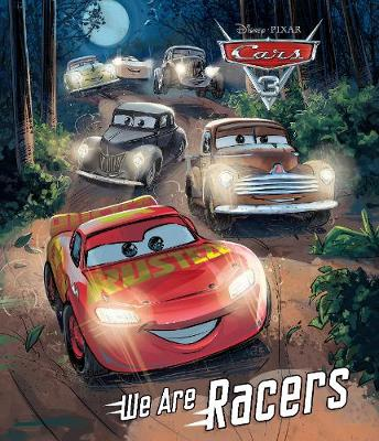 Disney Pixar Cars 3 We Are Racers (Paperback)
