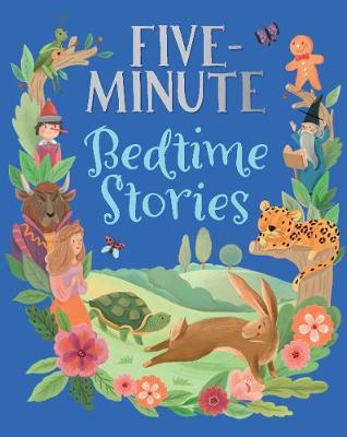 Five-Minute Bedtime Stories (Hardback)