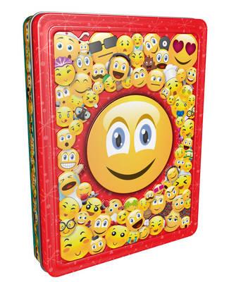 Emoticon Activity Tin - Happy Tin