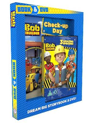 Bob the Builder Book and DVD: Dream Big Storybook & DVD!