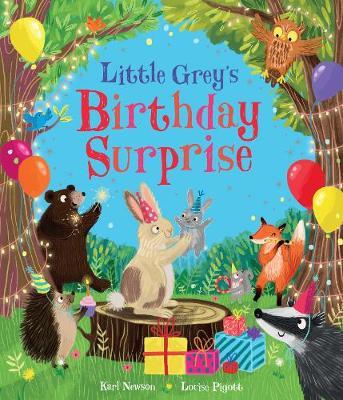 Little Grey's Birthday Surprise (Paperback)