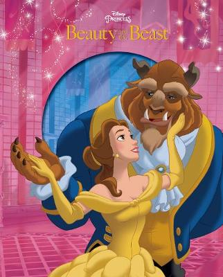 Disney Princess Beauty and the Beast - Little Treasures (Hardback)