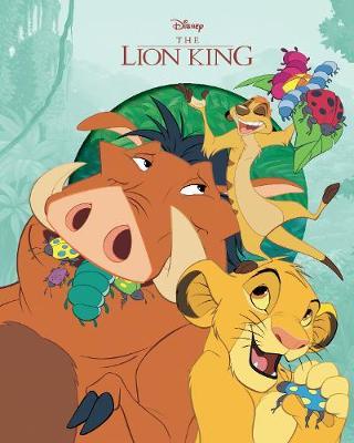 Disney The Lion King - Little Treasures (Hardback)