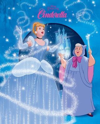 Disney Princess Cinderella (Hardback)