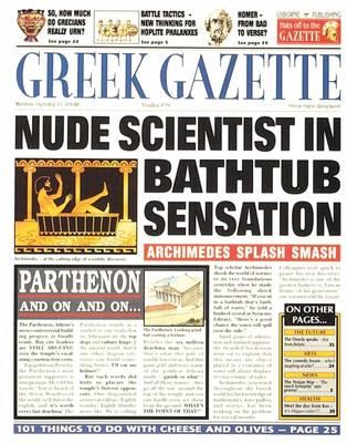 Greek Gazette - News History (Hardback)