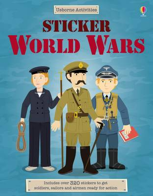 Sticker Dressing: The World Wars - Sticker Dressing (Paperback)