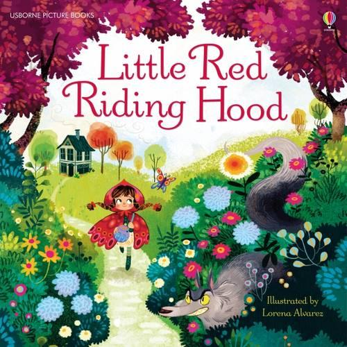 Little Red Riding Hood - First Reading Level Four (Paperback)