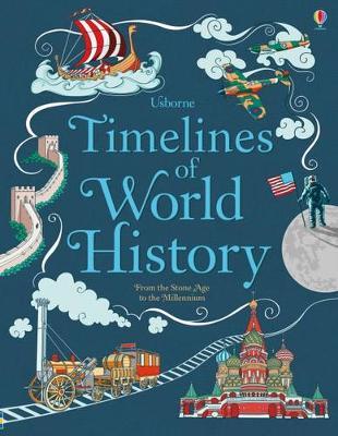 Timelines of World History (Hardback)
