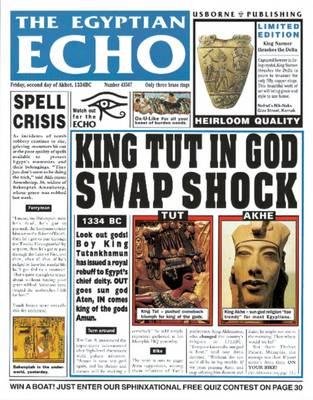 Egyptian Echo - Newspaper Histories (Hardback)