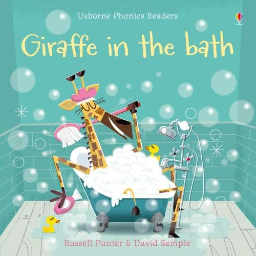 Giraffe in the Bath - Phonics Readers (Paperback)